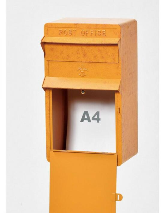 可愛い郵便受け