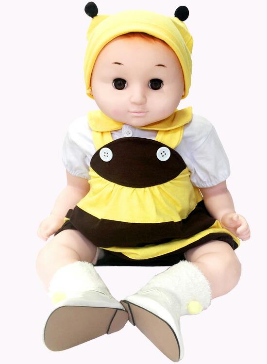 かわいい赤ちゃん人形