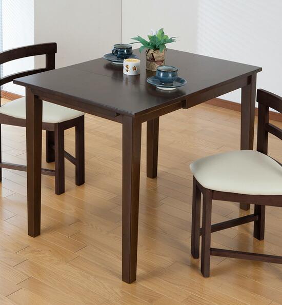 木製ダイニングテーブル