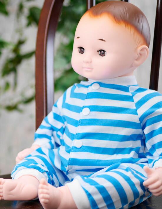 ベビーマッサージ用人形