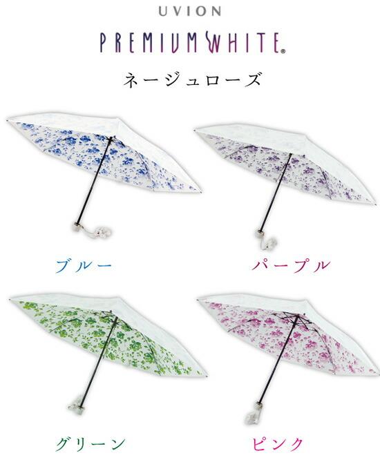 雨晴れ兼用傘