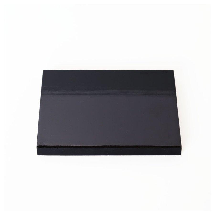 黒塗り台 小