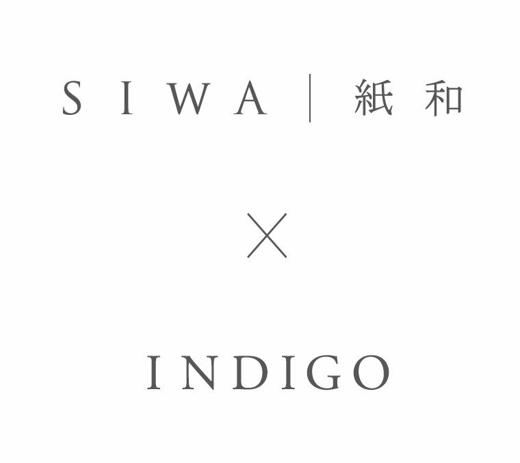 SIWA×INDIGO