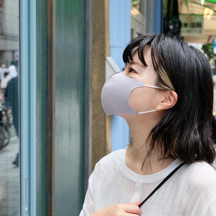 SIWA 洗える紙マスク M