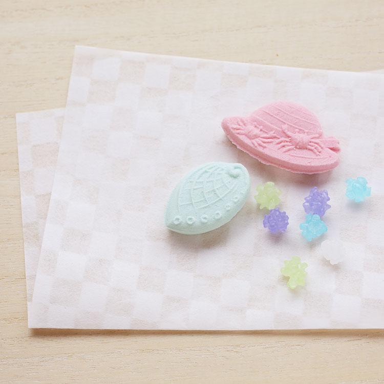 Usuwashi透かし懐紙