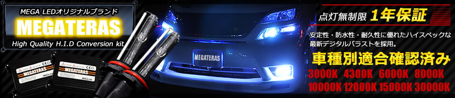 MEGATERAS