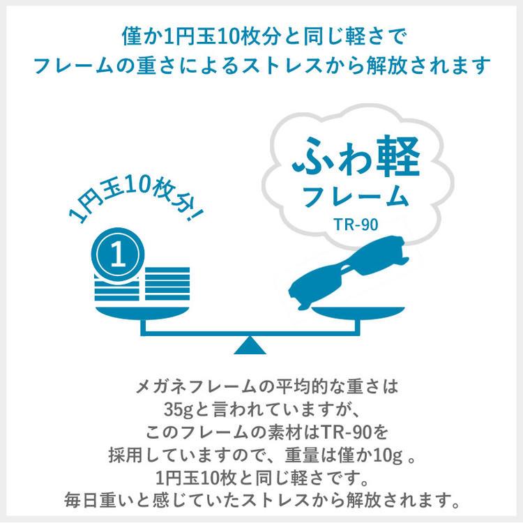 ふわ軽フレーム02