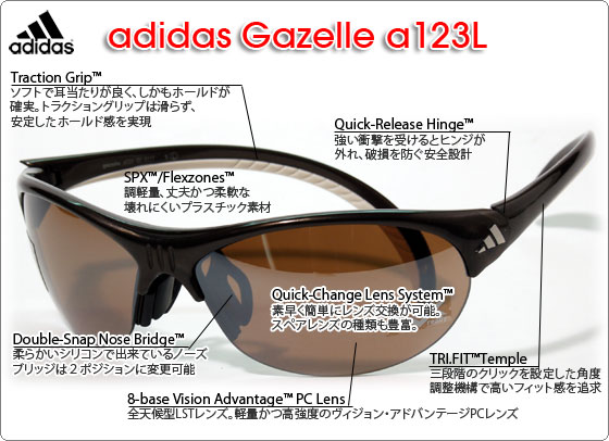 Gazelle a123L
