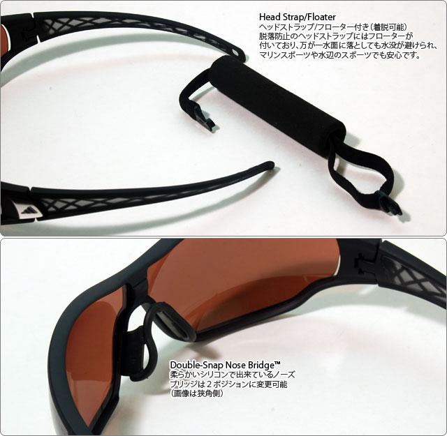 マリンスポーツや水辺のスポーツに最適なサングラス