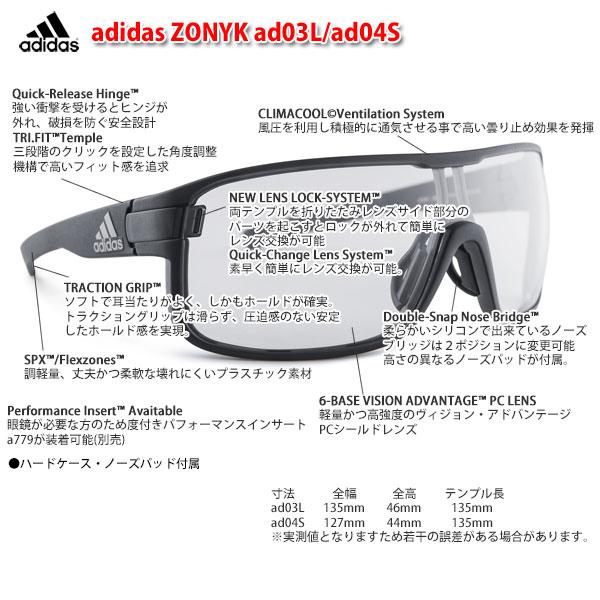 ZONYK ad03L/ad04S