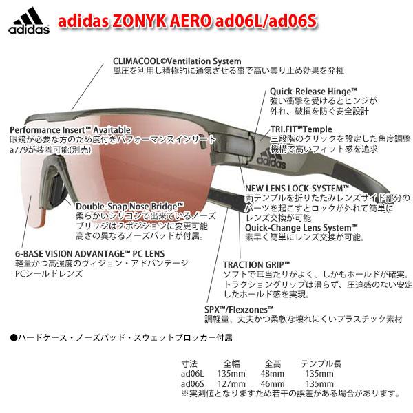ZONYK AERO ad06L/ad06S