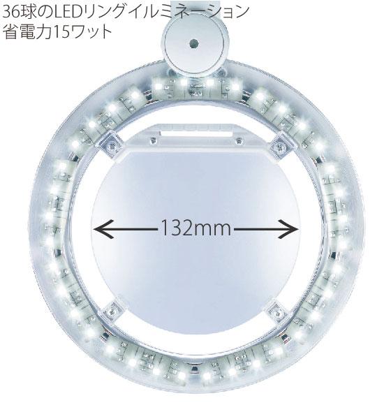 LEDリングライト