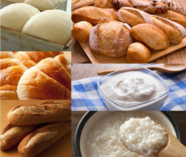 塩麹やヨーグルト