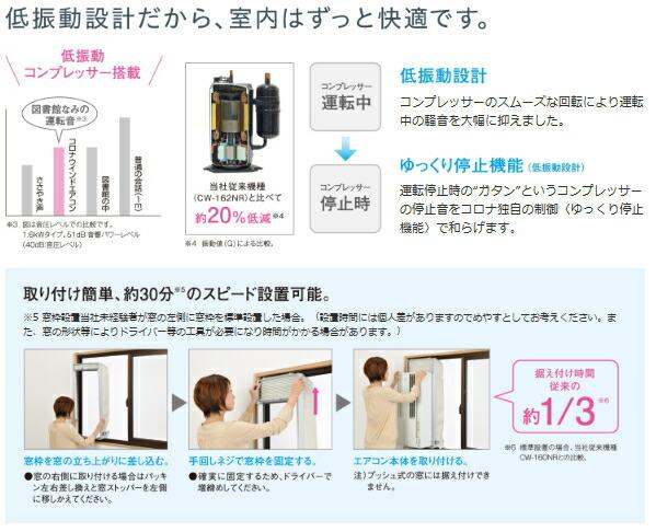 コロナ_窓エアコン説明2