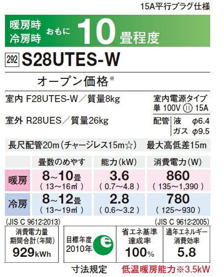 S28UTES-W