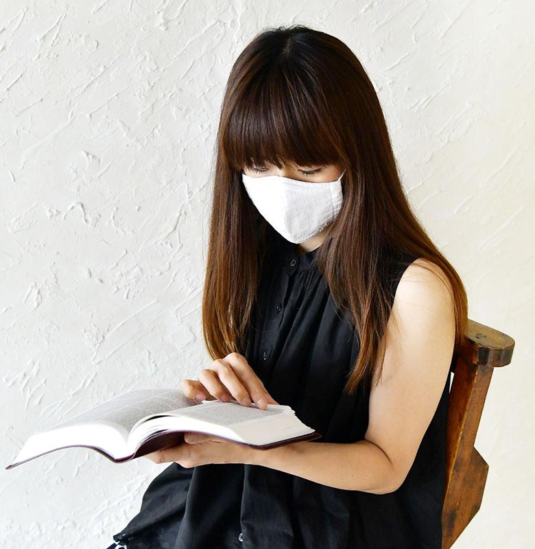 【NARU ナル】コットン  マスク