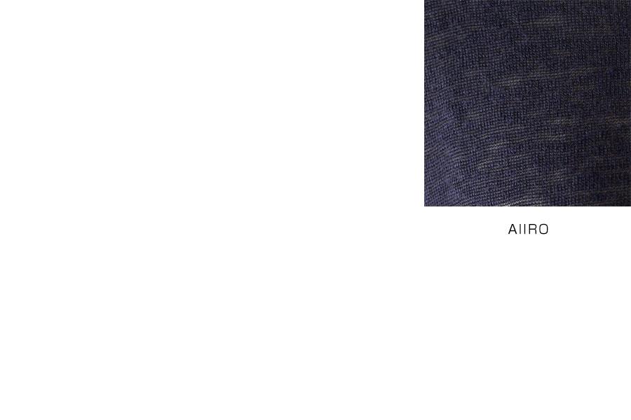 【Veritecoeur ヴェリテクール】リネン スクエア ワイド プルオーバー チュニック (vcc-130A)