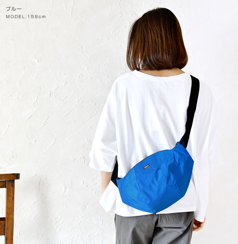 【patagonia パタゴニア】 HIP POUCH / ショルダー バッグ  UPCYCLE