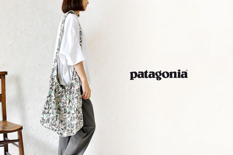 【patagonia パタゴニア】 Carry Ya'll Bag / パッカブル ショルダー トート バッグ