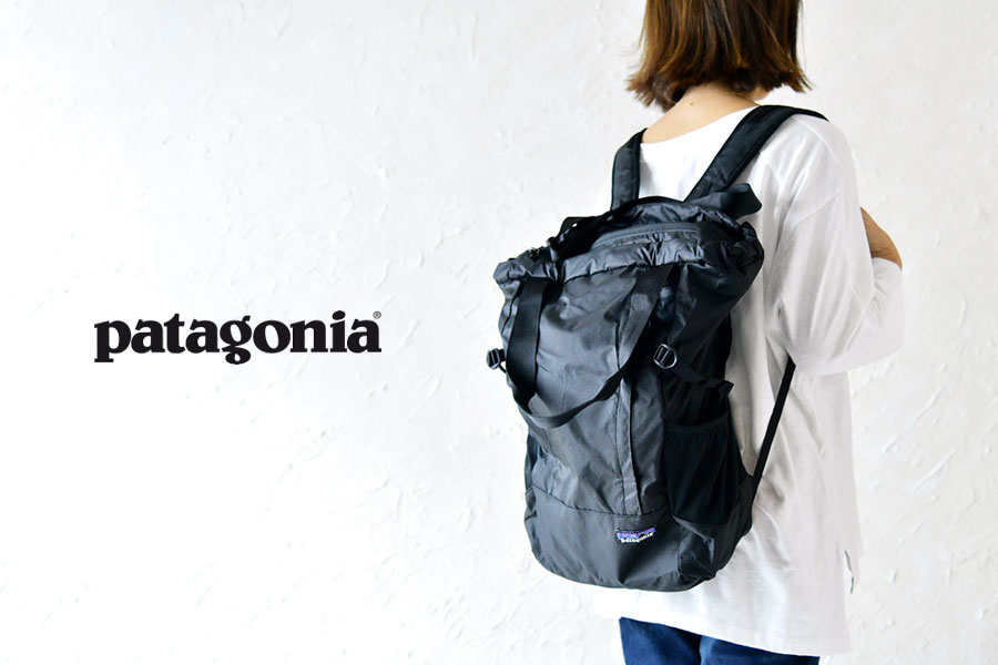 【patagonia パタゴニア】 3way ライトウェイト トラベル トート バッグ / ショルダーバッグ リュック