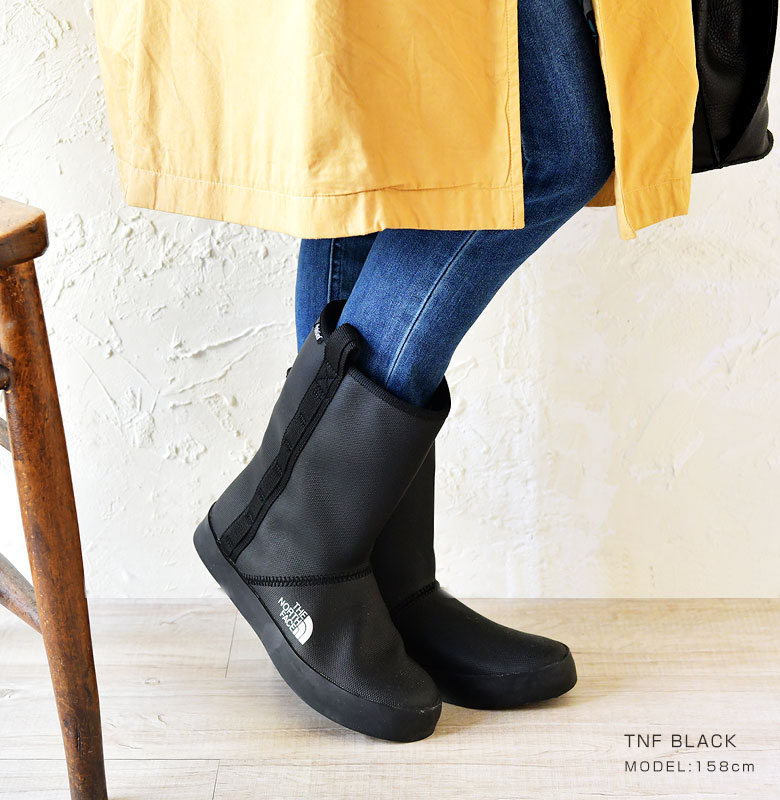 【THE NORTH FACE ザ・ノースフェイス】WOMEN'S BASE CAMP RAIN BOOT SHORTY / レインブーツ