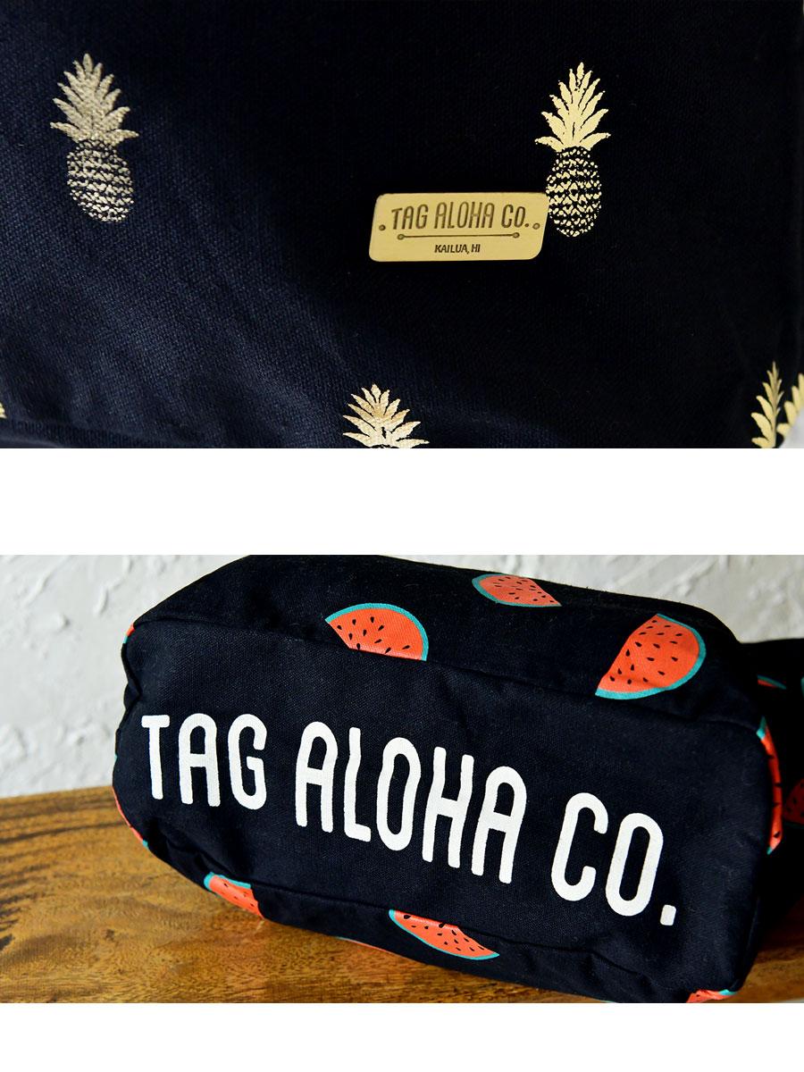 【patagonia パタゴニア】 Haleiwa プリント トートバッグ 【ハワイ限定】