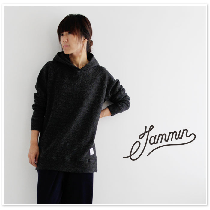【Jammin ジャミン】YOU NEVER KNOW /  Aライン プリント Tシャツ