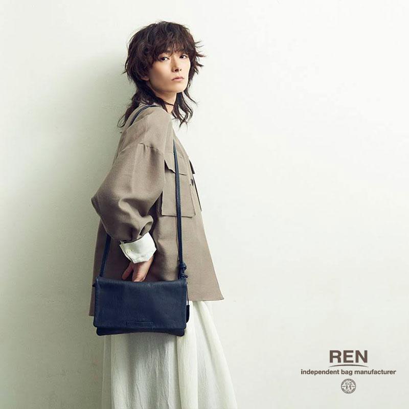 【REN レン】クラッチ ショルダー バッグ Sサイズ(FU-11981)