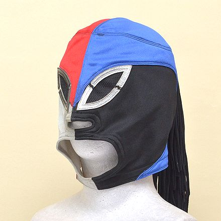 特別仕様フエルサ・ゲレロのマスク