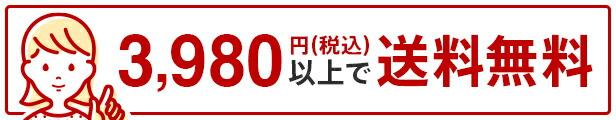 3980円(税込)以上で送料無料 39ショップ