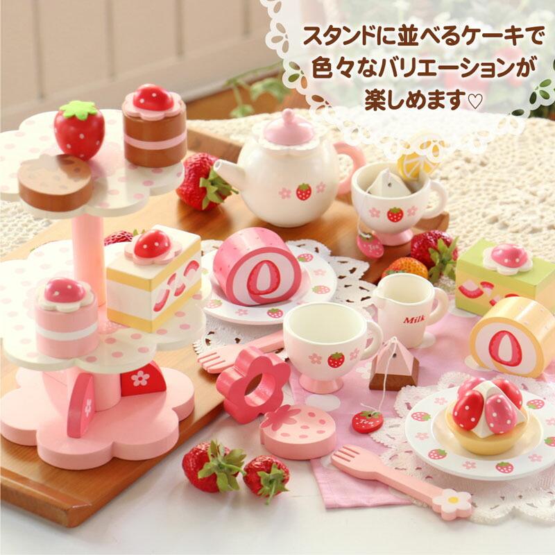 2段ケーキ パーティーセット