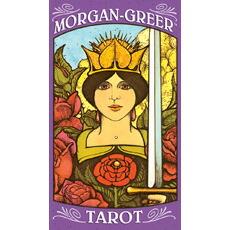 タロットカード モーガン グリア タロット スタンダードサイズ Morgan-Greer Tarot deck
