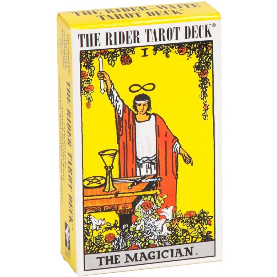 ライダー タロットカード 基本のカード スタンダードサイズ タロット The Rider Tarot Deck