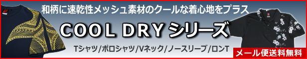 メッシュドライのTシャツ/ポロ/ロンT