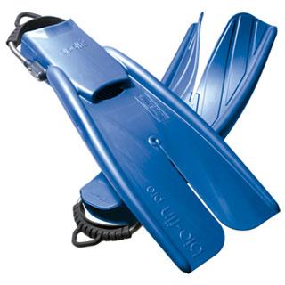 [ apollo ] アポロスポーツ 日本潜水機 バイオフィンSP (ブルー)