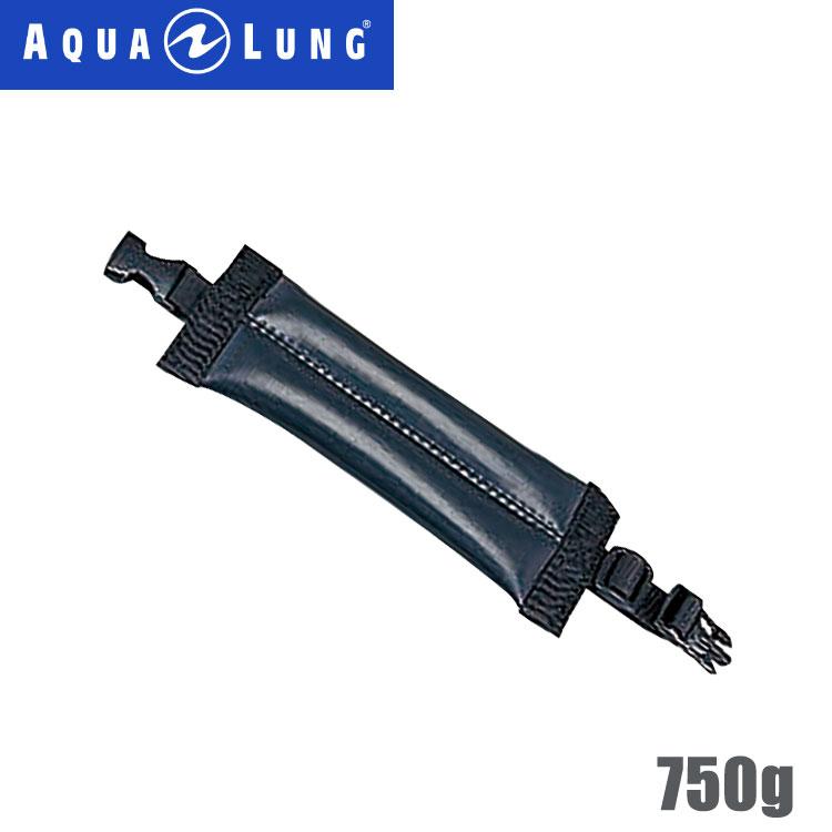 [ AQUALUNG ] アクアラング ラジアルアンクルウエイト 0.75kg (1本)