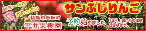 福島県産りんご