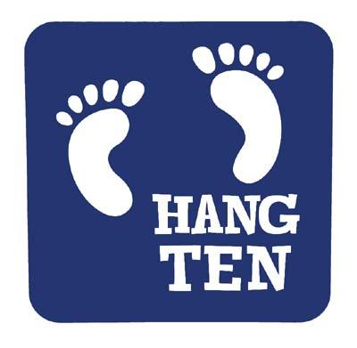 Hang Ten Baby Shoes