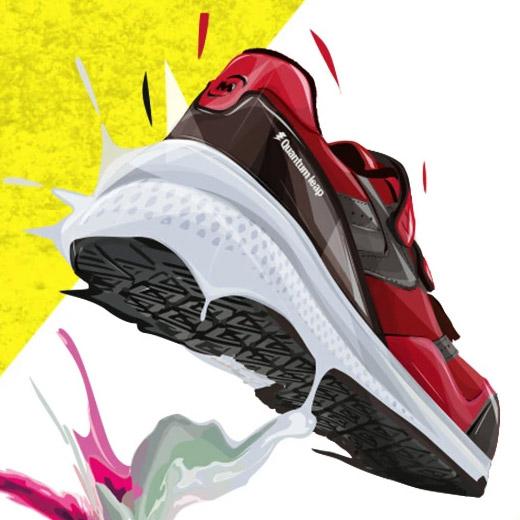 人気急上昇カテゴリー:スニーカータイプ安全作業靴