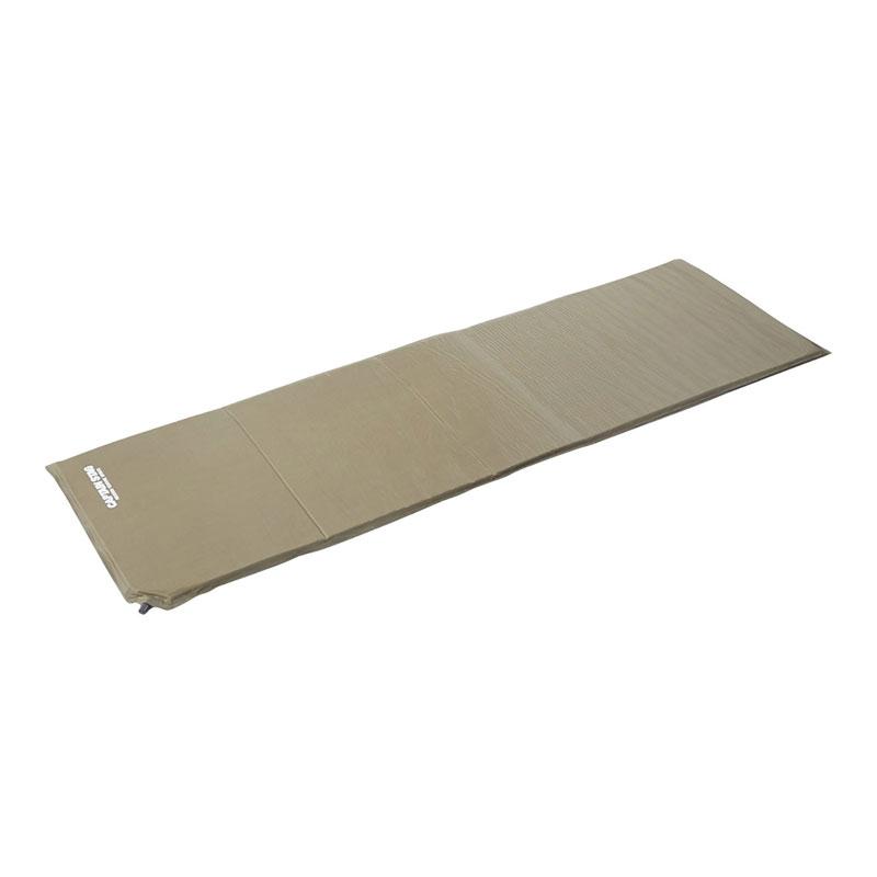 LOGOS ロゴス インフレーティングマット HO-5922 バルブを開けるだけでマットが膨らむ!厚さ2.5cmのウレタンフォームで快適な寝心地