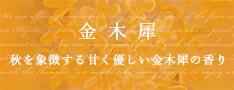 金木犀 秋を象徴する甘く優しい金木犀の香り