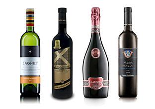 【送料無料】【スロバキア】スロバキアワインセット 赤ワイン 白ワイン スパークリングワイン 貴腐ワイン【プレゼント包装可能/熨斗等の対応可能】