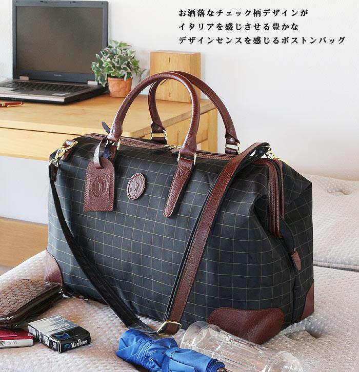 Mikazuki 也在寬底旅行皮包人s尺寸2way旅遊包黑色的寬底旅行皮包女士