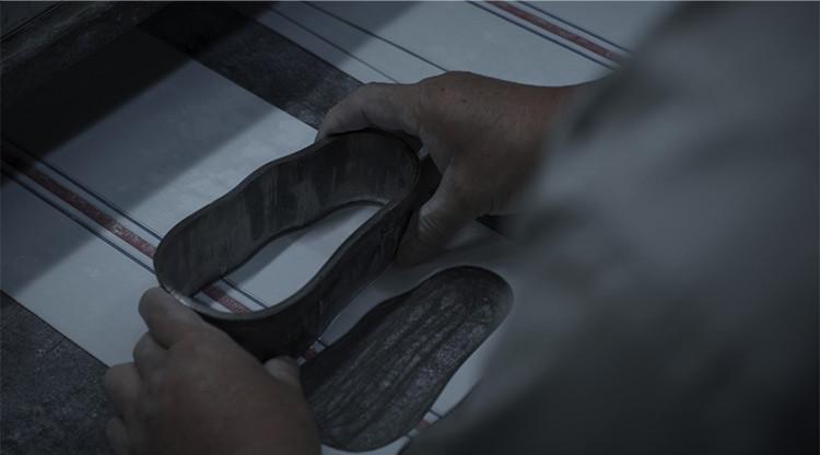 靴の製造工程