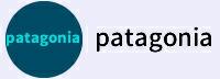 サイドメニューpatagonia