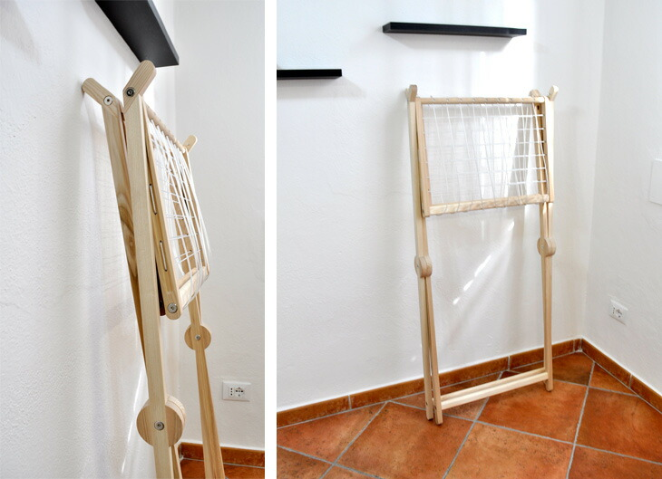 SIDE by SIDE (サイド バイ サイド) Clothes dryer Mama