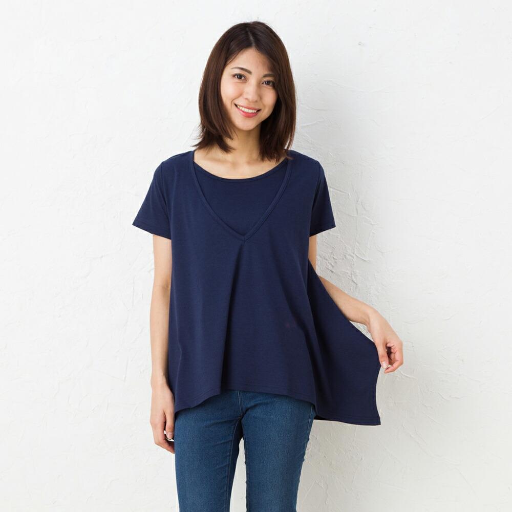 ゆったり ワンピース Tシャツ