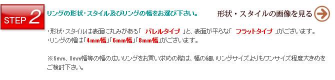 【step-2】形状・スタイルの画像を見る