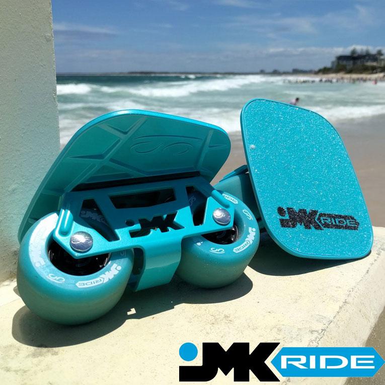 JMKRIDE 正規品 JMK フリースケート ベーシックモデル 次世代 スケートボード アウトドア スケボー 子供用 キッズ用 大人用 携帯 手軽 持ち運び