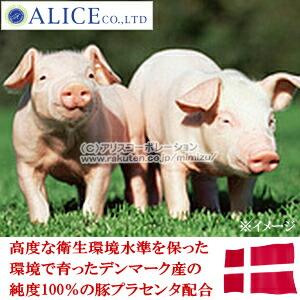 デンマーク産 純度100% 豚プラセンタ